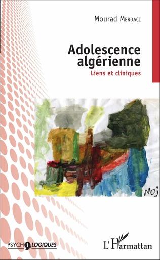 Couverture Adolescence algérienne