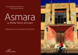 Couverture Asmara