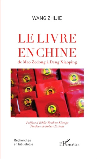 Couverture Le livre en Chine de Mao Zedong à Deng Xiaoping