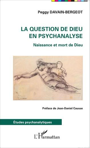 Couverture La question de Dieu en psychanalyse