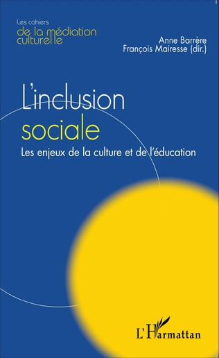 Couverture L'inclusion sociale