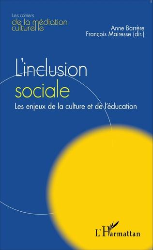 Couverture L'inclusion sociale