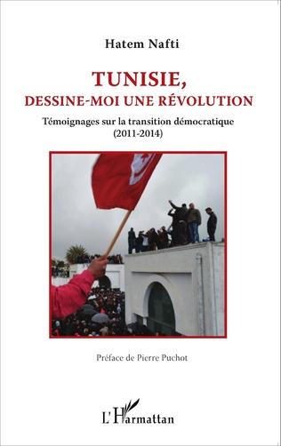 Couverture Tunisie, dessine-moi une révolution