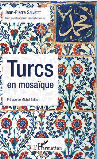 Couverture Turcs en mosaïque