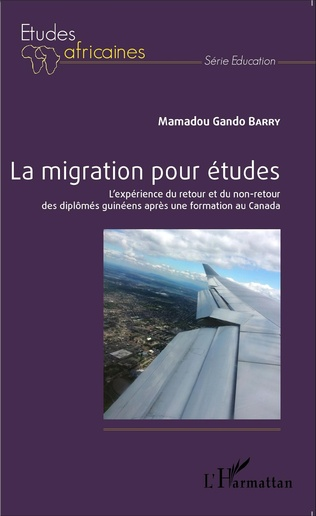 Couverture La migration pour études