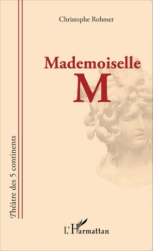 Couverture Mademoiselle M