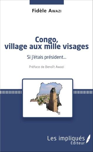 Couverture Congo, village aux mille visages
