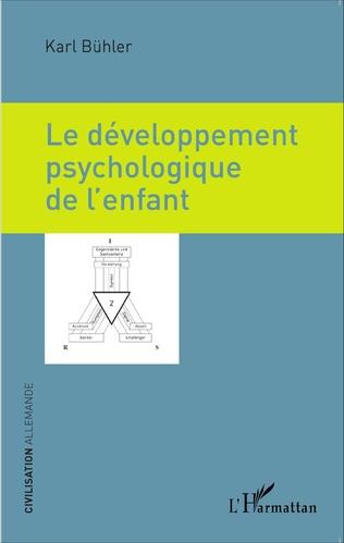 Couverture Le développement psychologique de l'enfant
