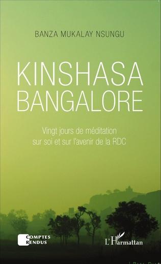 Couverture Kinshasa Bangalore