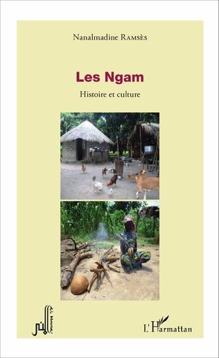 Couverture Les Ngam