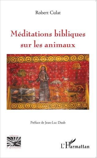 Couverture Méditations bibliques sur les animaux