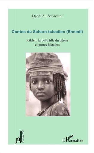 Couverture Contes du Sahara tchadien (Ennedi)