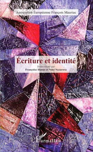 Couverture Écriture et identité