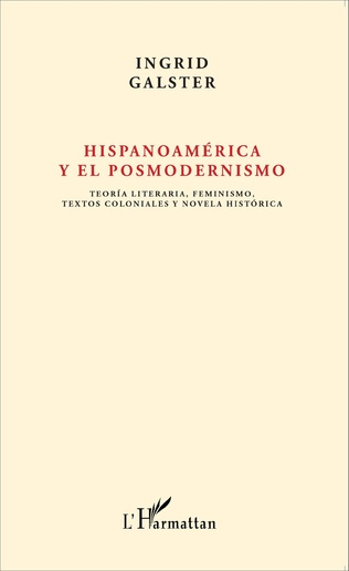 Couverture Hispanoamérica y el posmodernismo