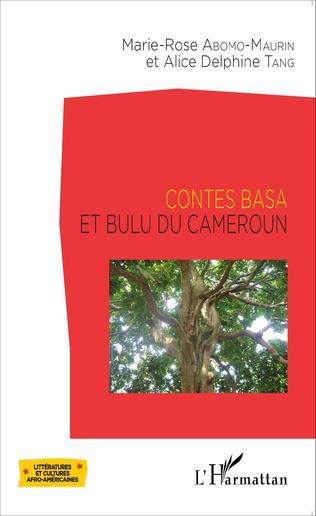 Couverture Contes Basa et Bulu du Cameroun