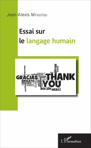 Couverture Essai sur le langage humain