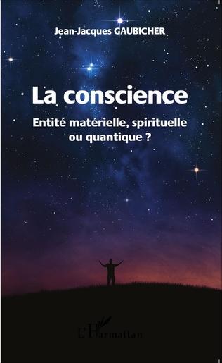 Couverture La conscience