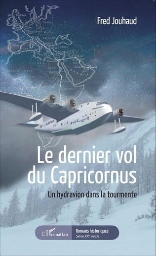 Couverture Le dernier vol du Capricornus