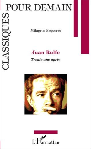 Couverture Juan Rulfo