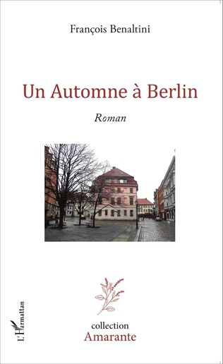 Couverture Automne à Berlin