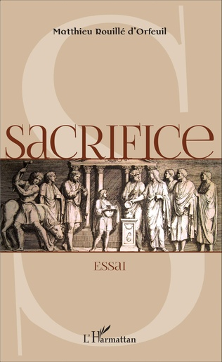 Couverture Sacrifice