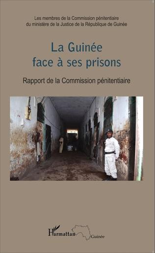 Couverture La Guinée face à ses prisons