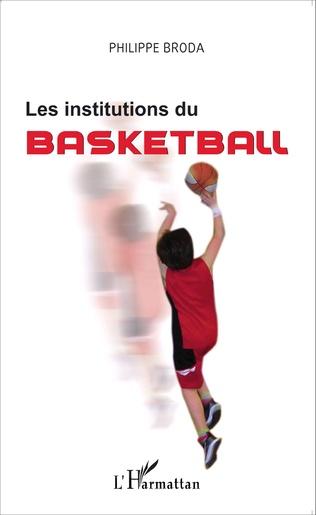 Couverture Les institutions du basketball