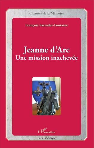 Couverture Jeanne d'Arc