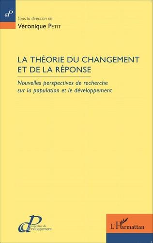 Couverture La théorie du changement et de la réponse