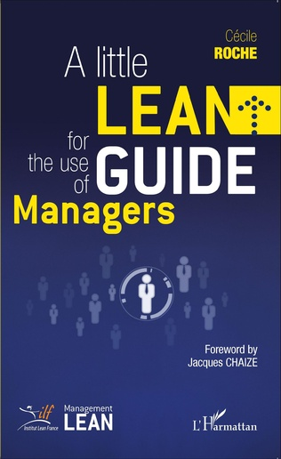 Couverture Little Lean Guide for the Use of Managers