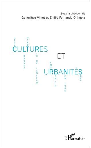 Couverture Cultures et urbanités