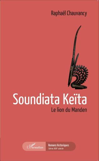 Couverture Soundiata Keïta