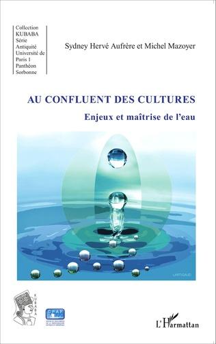 Couverture Au confluent des cultures