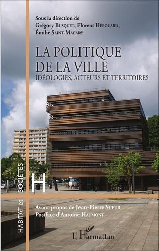Couverture La politique de la ville