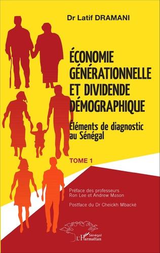 Couverture Économie générationnelle et dividende démographique