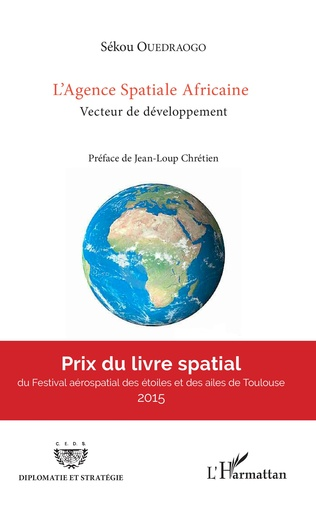 Couverture L'Agence Spatiale Africaine