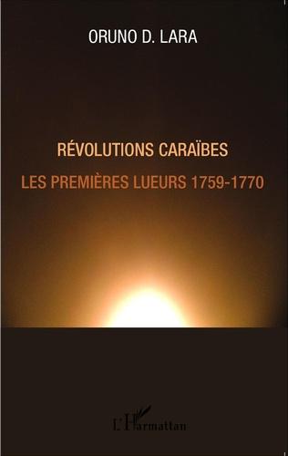 Couverture Révolutions Caraïbes