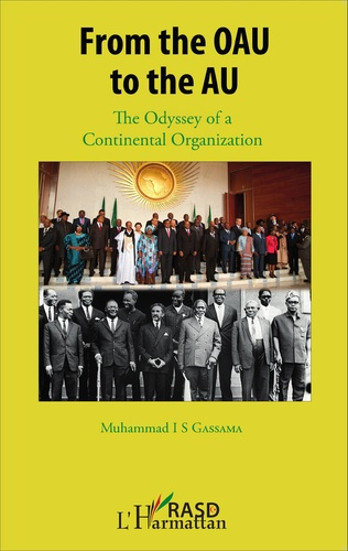 Couverture From the OAU to the AU