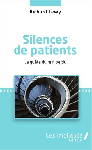 Couverture Silences de patients