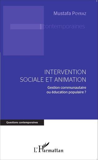Couverture Intervention sociale et animation