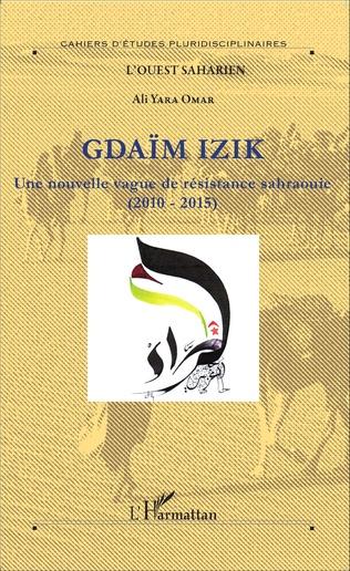 Couverture Gdaïm Izik