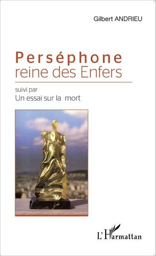Couverture Perséphone reine des Enfers