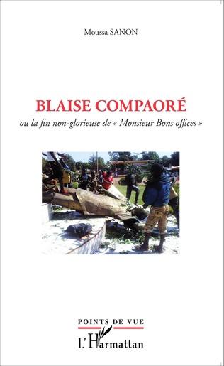Couverture Blaise Compaoré