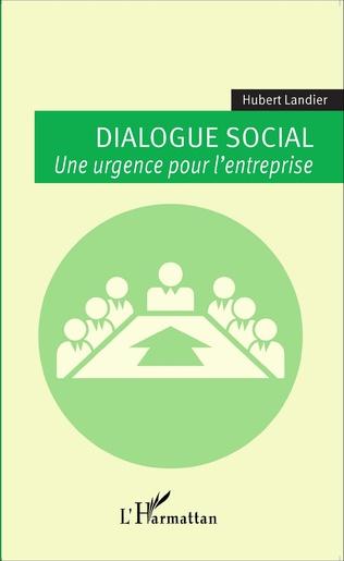 Couverture Dialogue social