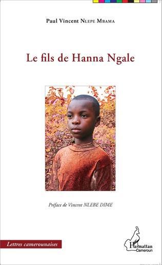 Couverture Le fils de Hanna Ngale