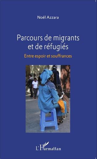 Couverture Parcours de migrants et de réfugiés
