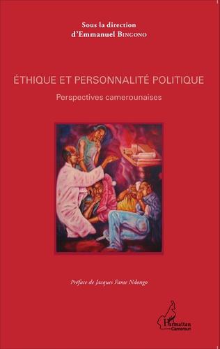 Couverture Éthique et personnalité politique