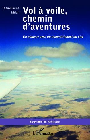 Couverture Vol à voile, chemin d'aventures