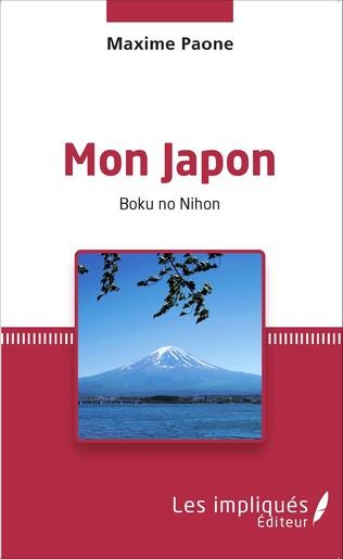 Couverture Mon Japon