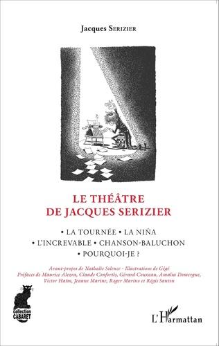 Couverture Le Théâtre de Jacques Serizier